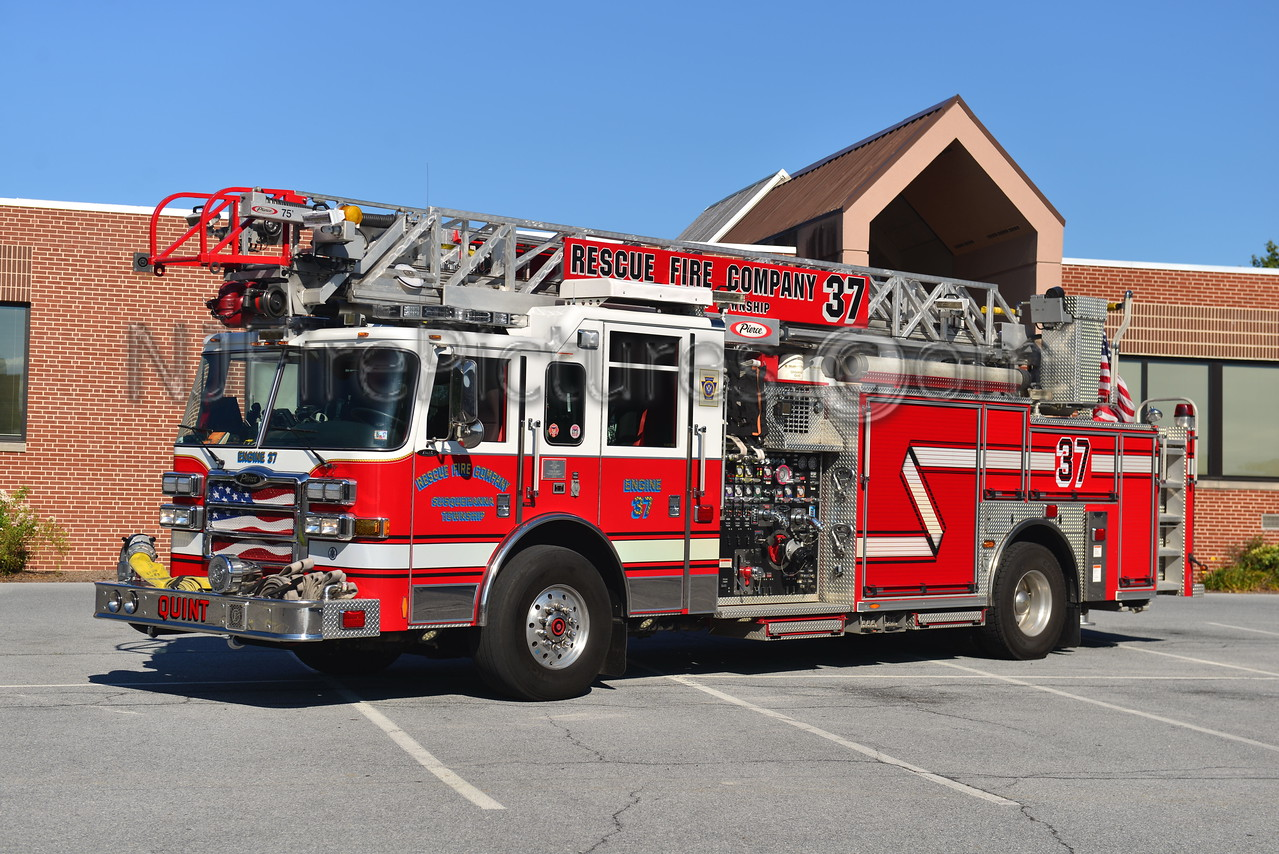 SUSQUEHANNA TOWNSHIP, PA ENGINE 37