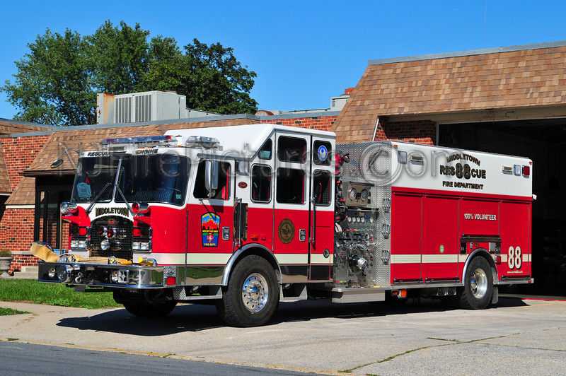 MIDDLETOWN RESCUE 88