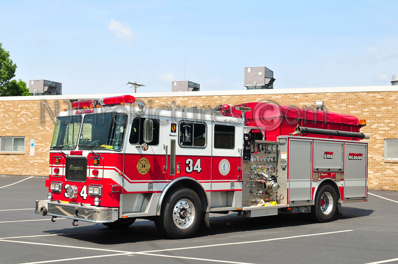 PAXTONIA RESCUE-ENGINE 34