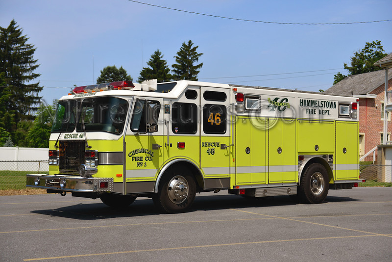 HUMMELSTOWN RESCUE 46