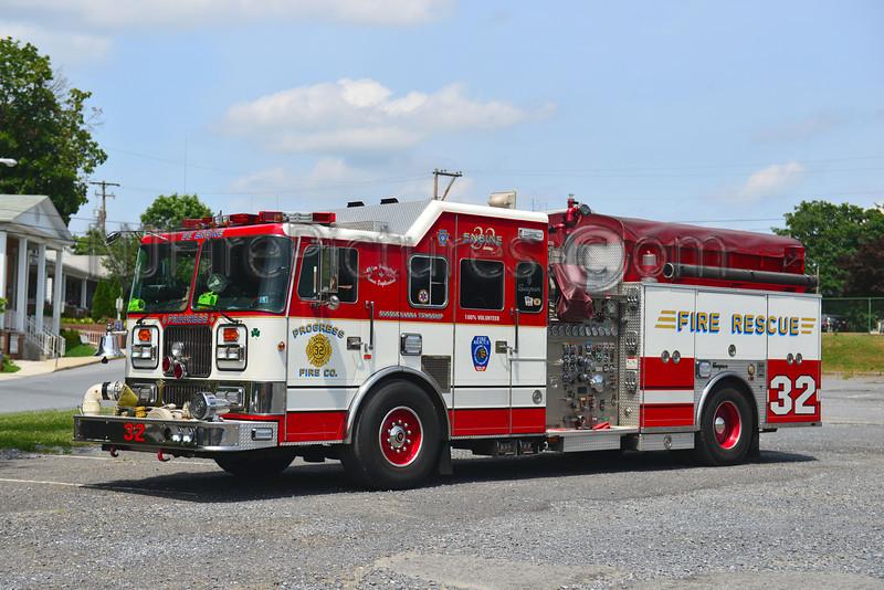 SUSQUEHANNA TWP (PROGRESS FIRE CO.) ENGINE 32-1