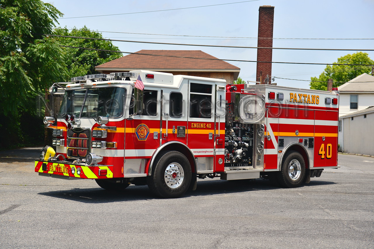 PAXTANG ENGINE 40 - 2011 PIERCE ARROW XT 1500/500/50