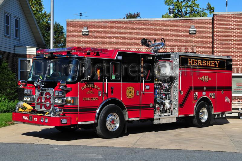 HERSHEY ENGINE 48