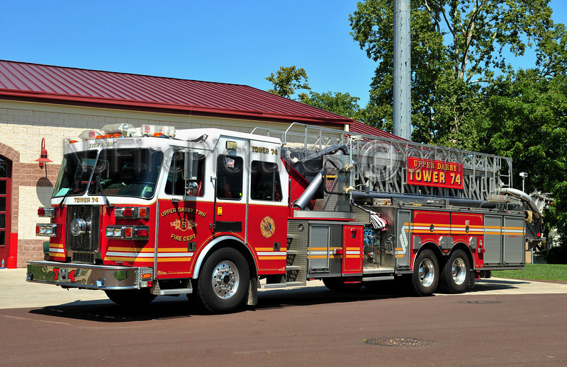 UPPER DARBY (PRIMOS-SECANE) TOWER 74