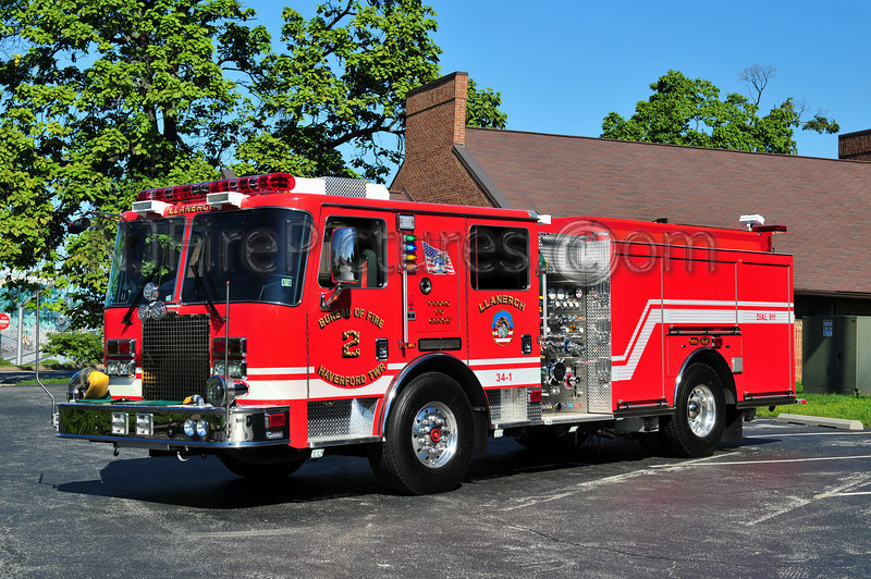 HAVERFORD TWP (LLANERCH FIRE CO.) ENGINE 34-1