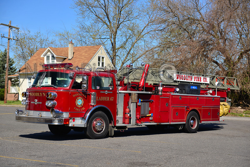 WOODLYN, PA LADDER 67