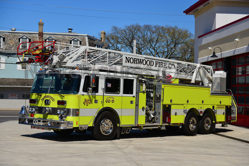 NORWOOD, PA LADDER 02-5