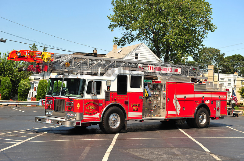 UPPER DARBY TWP (GARRETTFORD-DREXEL HILL) LADDER 20