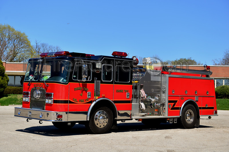 DARBY TWP, PA ENGINE 76-2