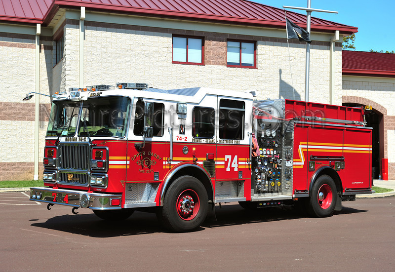 UPPER DARBY (PRIMOS-SECANE) ENGINE 74- 2