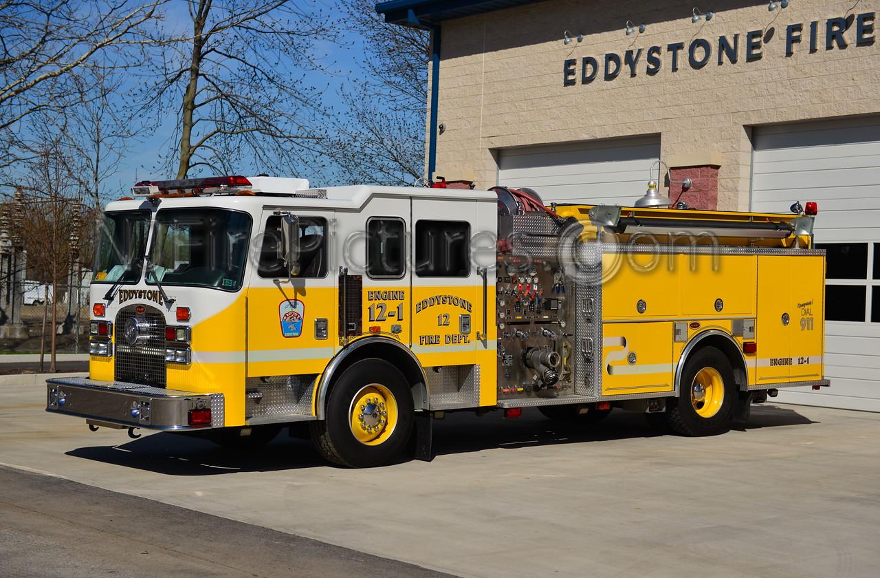 EDDYSTONE, PA ENGINE 12-1