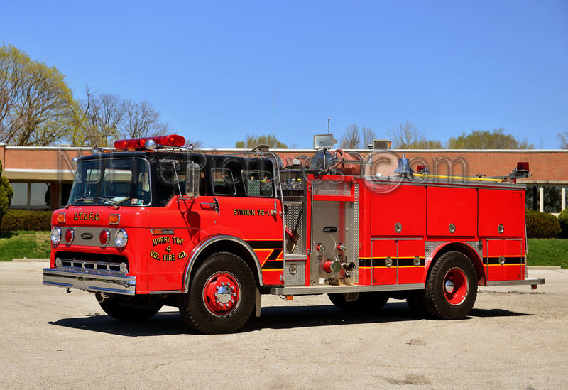DARBY TWP, PA ENGINE 76-1
