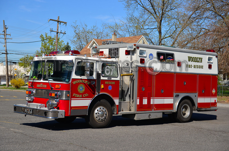 WOODLYN, PA RESCUE 67