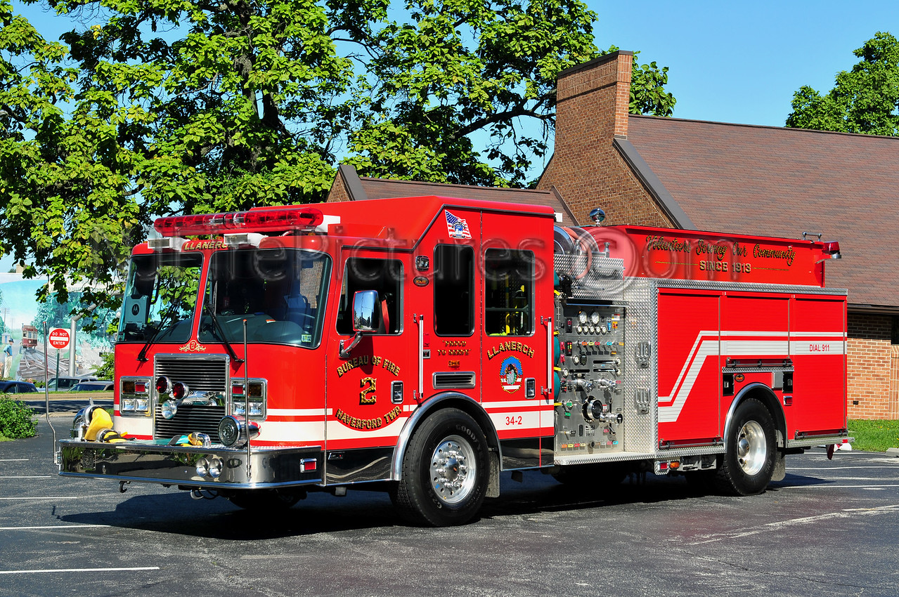 HAVERFORD TWP (LLANERCH FIRE CO.) ENGINE 34-2
