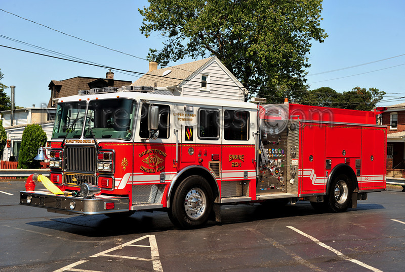 UPPER DARBY TWP (GARRETTFORD-DREXEL HILL) ENGINE 20-1