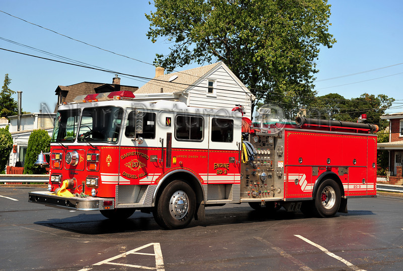 UPPER DARBY TWP (GARRETTFORD-DREXEL HILL) ENGINE 20-3