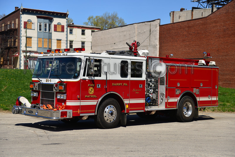 DARBY, PA ENGINE 21-1