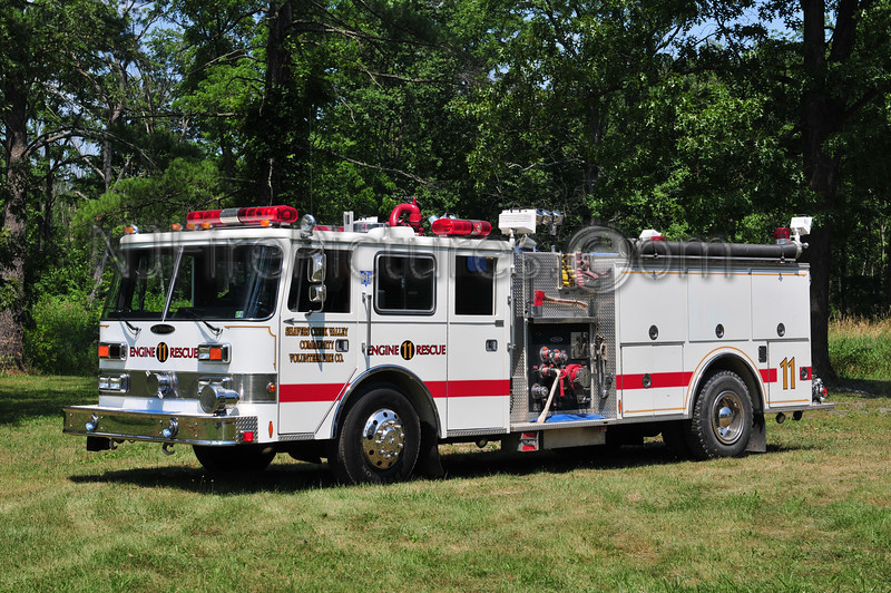 SHAVERS CREEK, PA ENGINE-RESCUE 11