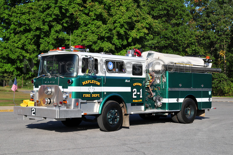MAPLETON, PA ENGINE 2-1