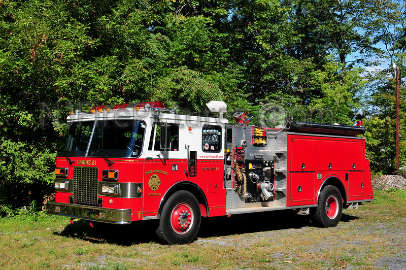 CASSVILLE, PA (TROUGH CREEK VALLEY) ENGINE 21