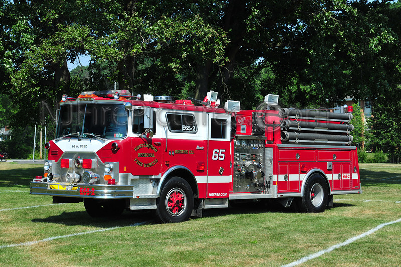HUNTINGDON REGIONAL FIRE RESCUE ENGINE 65-2