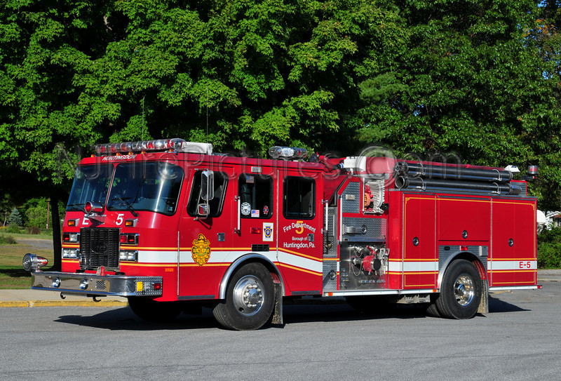 HUNTINGDON, PA ENGINE 5