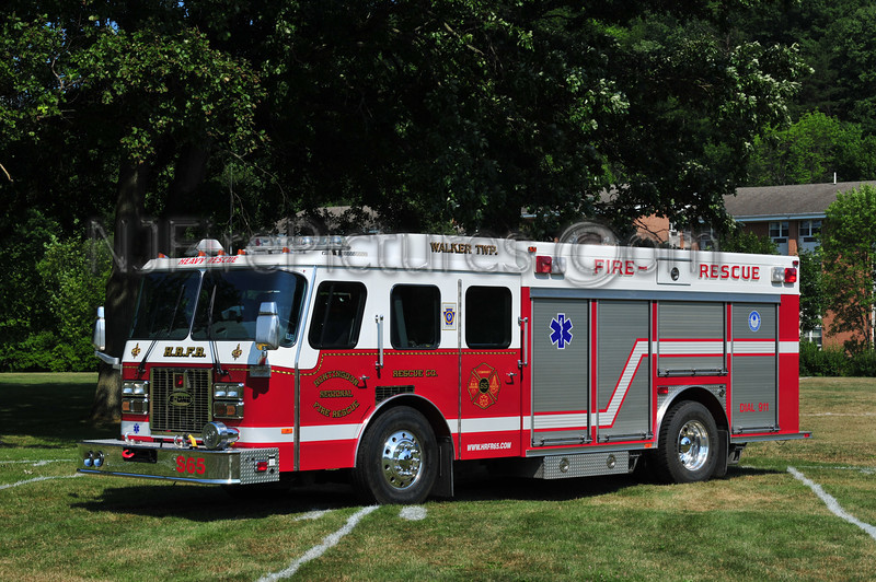 HUNTINGDON REGIONAL FIRE RESCUE SQUAD 65