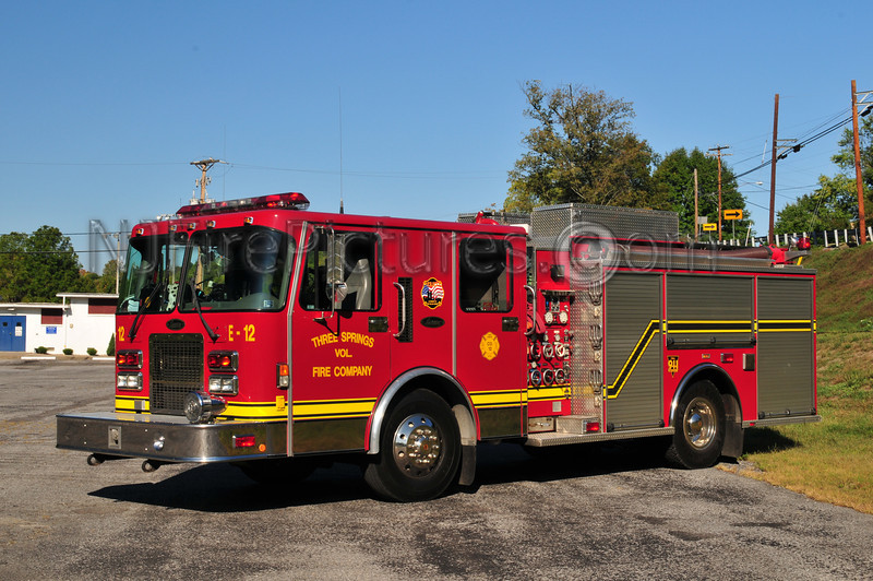 THREE SPRINGS, PA ENGINE 12