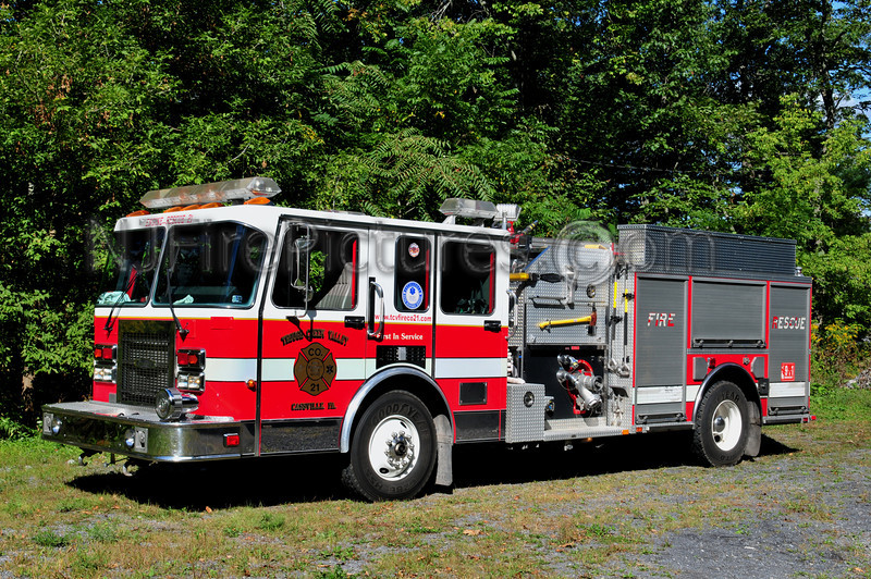 CASSVILLE, PA (TROUGH CREEK VALLEY) ENGINE-RESCUE 21