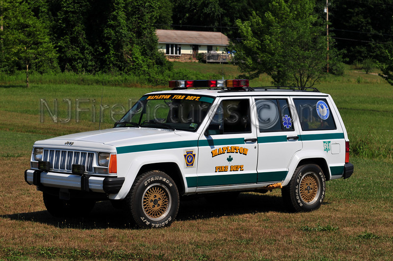 MAPLETON (OLD QRS 2) - 1989 JEEP CHEROKEE