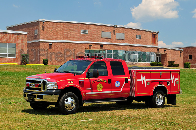ALEXANDRIA QRS 1 - 2005 FORD/READING