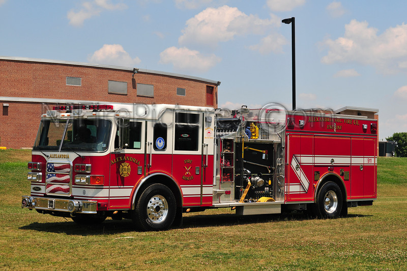 ALEXANDRIA, PA ENGINE 1