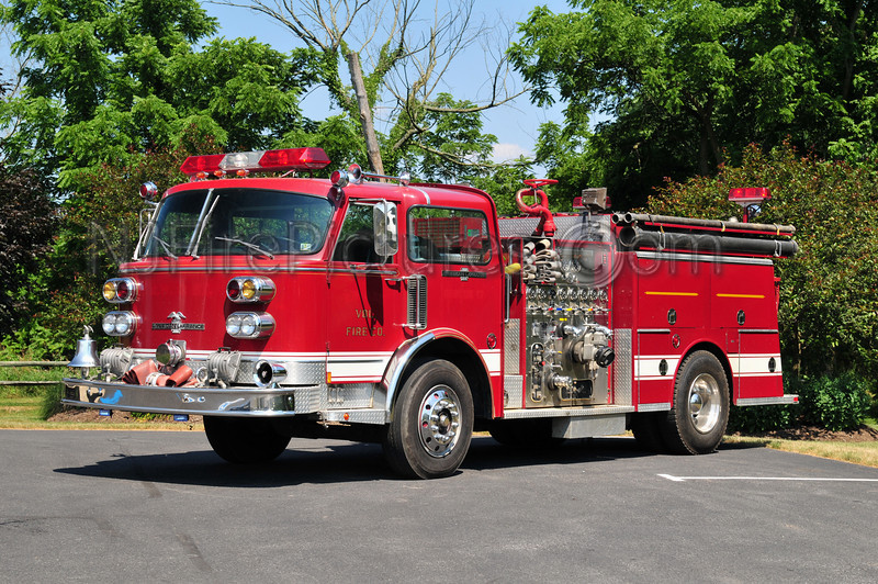 HUNTINGDON REGIONAL FIRE RESCUE ENGINE 65-3