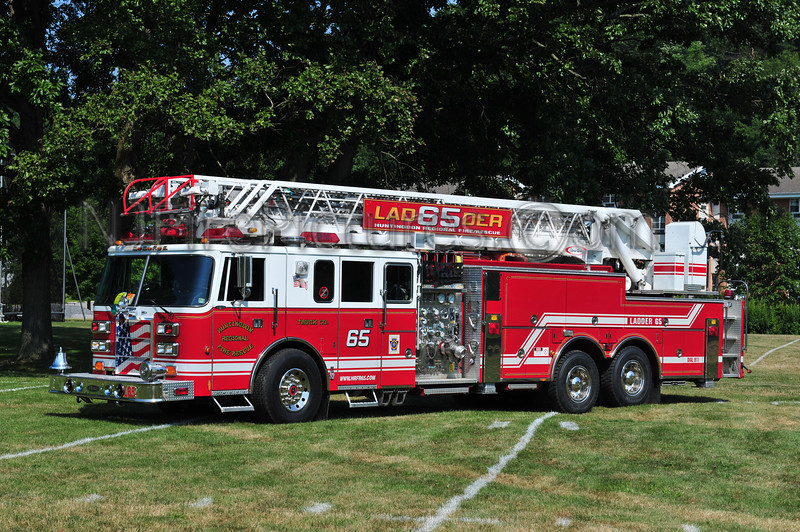 HUNTINGDON REGIONAL FIRE RESCUE LADDER 65
