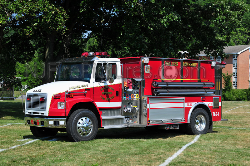 HUNTINGDON REGIONAL FIRE RESCUE TANKER 65-1