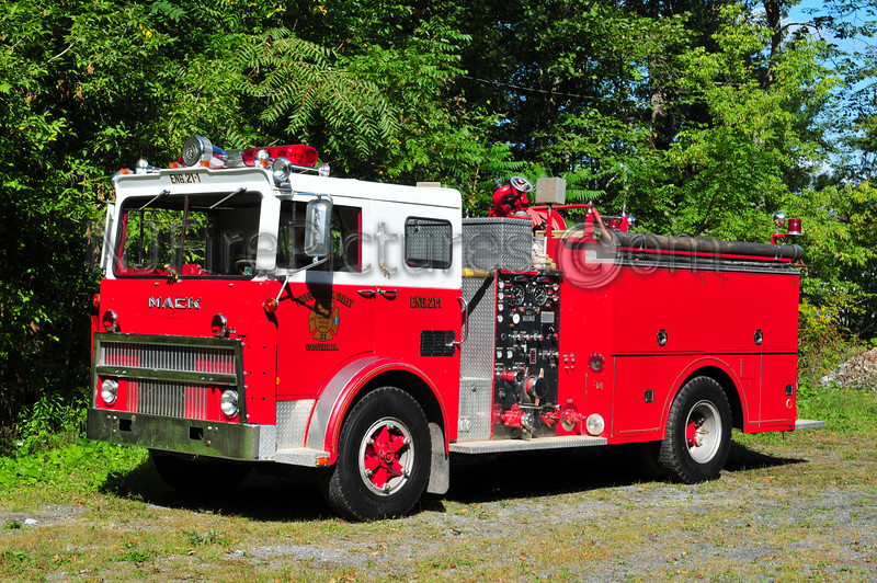 CASSVILLE, PA (TROUGH CREEK VALLEY) ENGINE 21-1