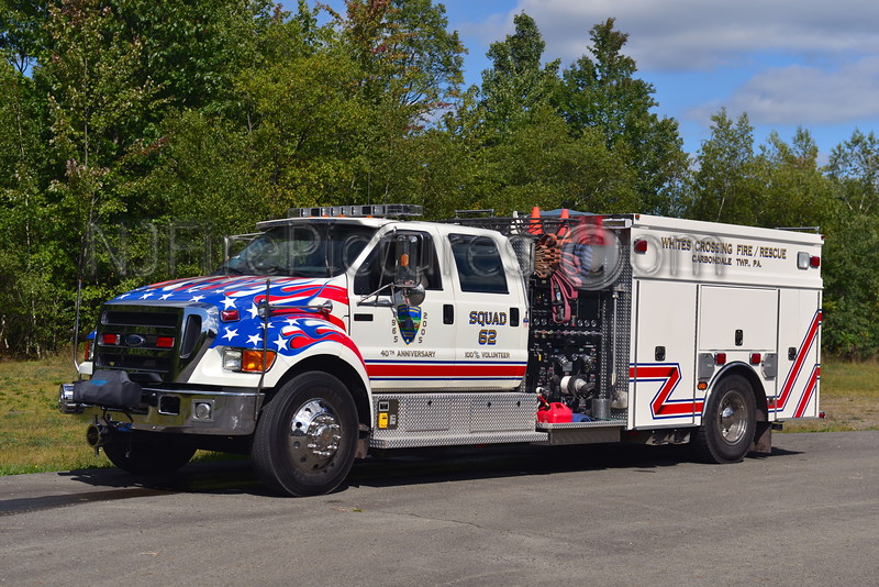 CARBONDALE TWP, PA SQUAD 62 WHITE'S CROSSING