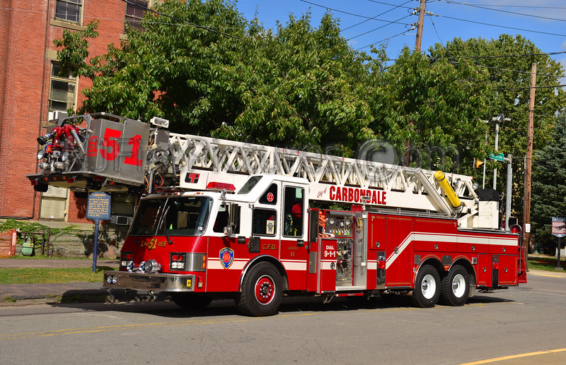 CARBONDALE, PA LADDER 51