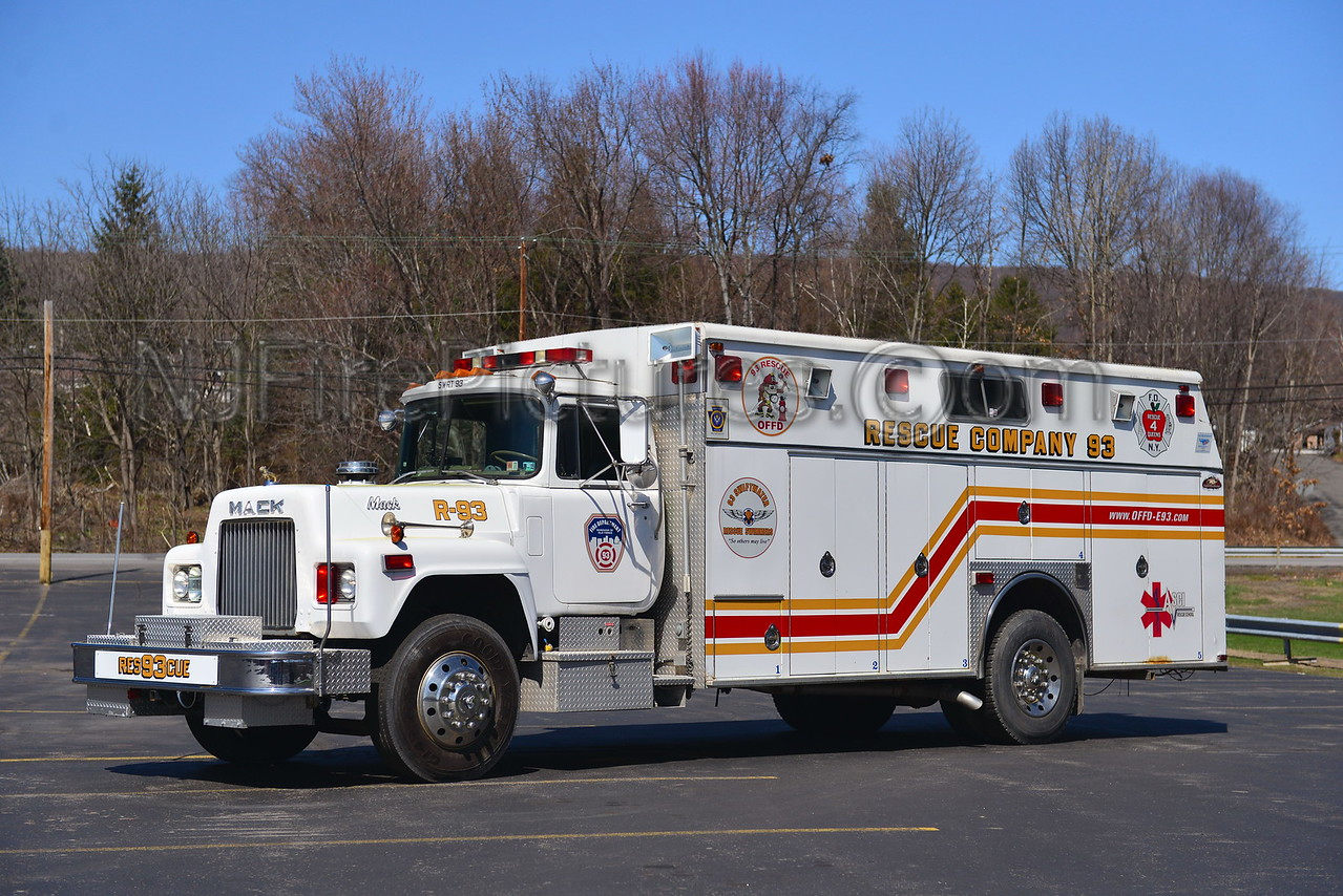OLD FORGE, PA RESCUE 93