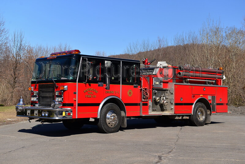 MOSCOW, PA ENGINE 7-1