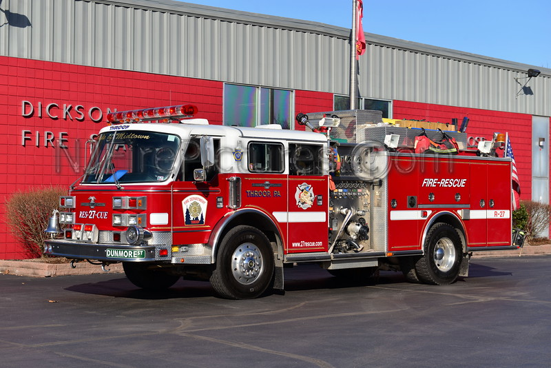 THROOP, PA RESCUE 27