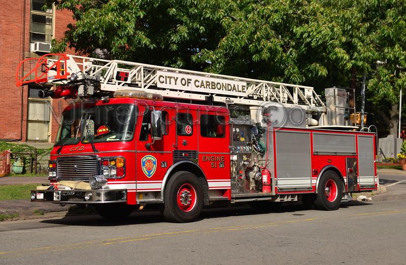 CARBONDALE, PA ENGINE 51