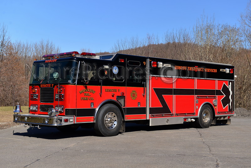 MOSCOW, PA RESCUE 7