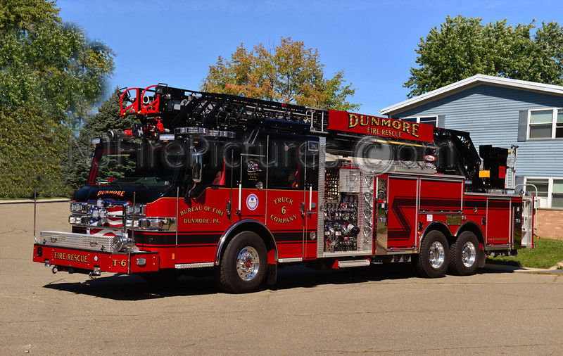 DUNMORE, PA TRUCK 6