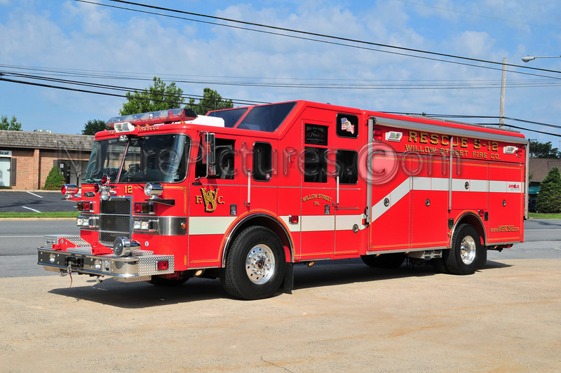 WILLOW STREET, PA RESCUE 5-12
