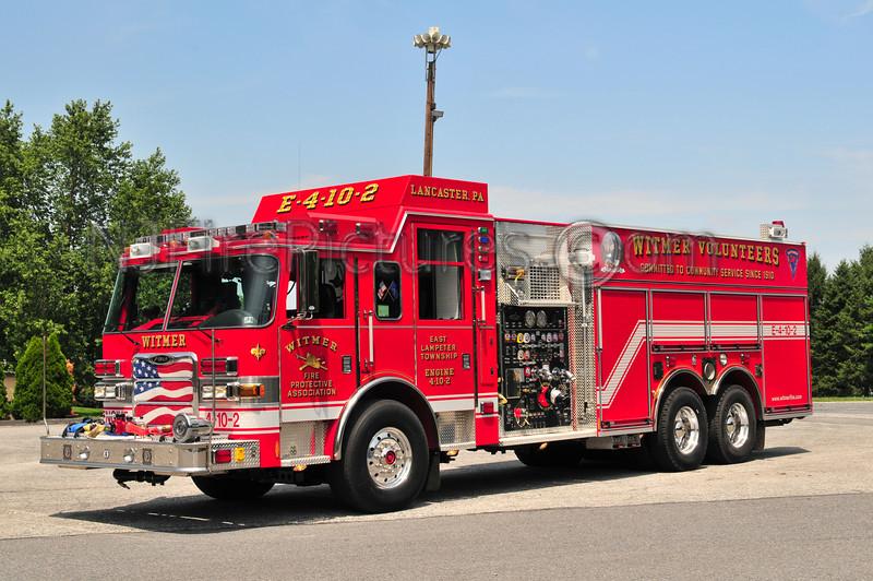 WITMER, PA ENGINE 4-10-2
