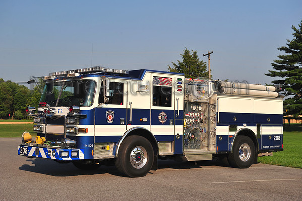 LANCASTER COUNTY FIRE APPARATUS