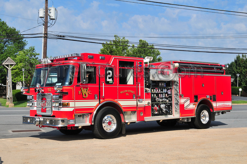 WILLOW STREET, PA ENGINE 5-12-2