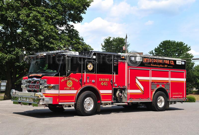 INTERCOURSE, PA ENGINE 441