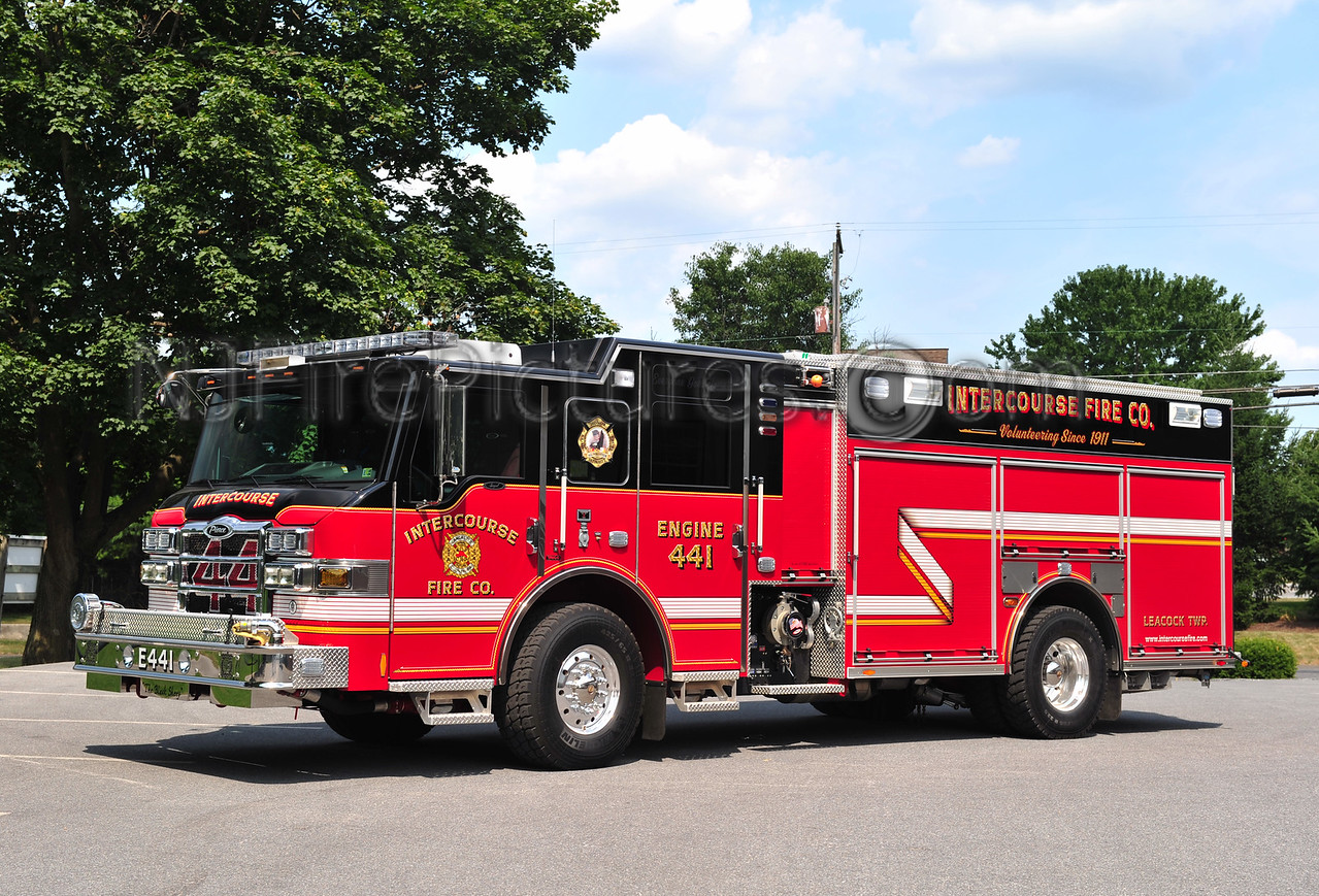 INTERCOURSE, PA ENGINE 441